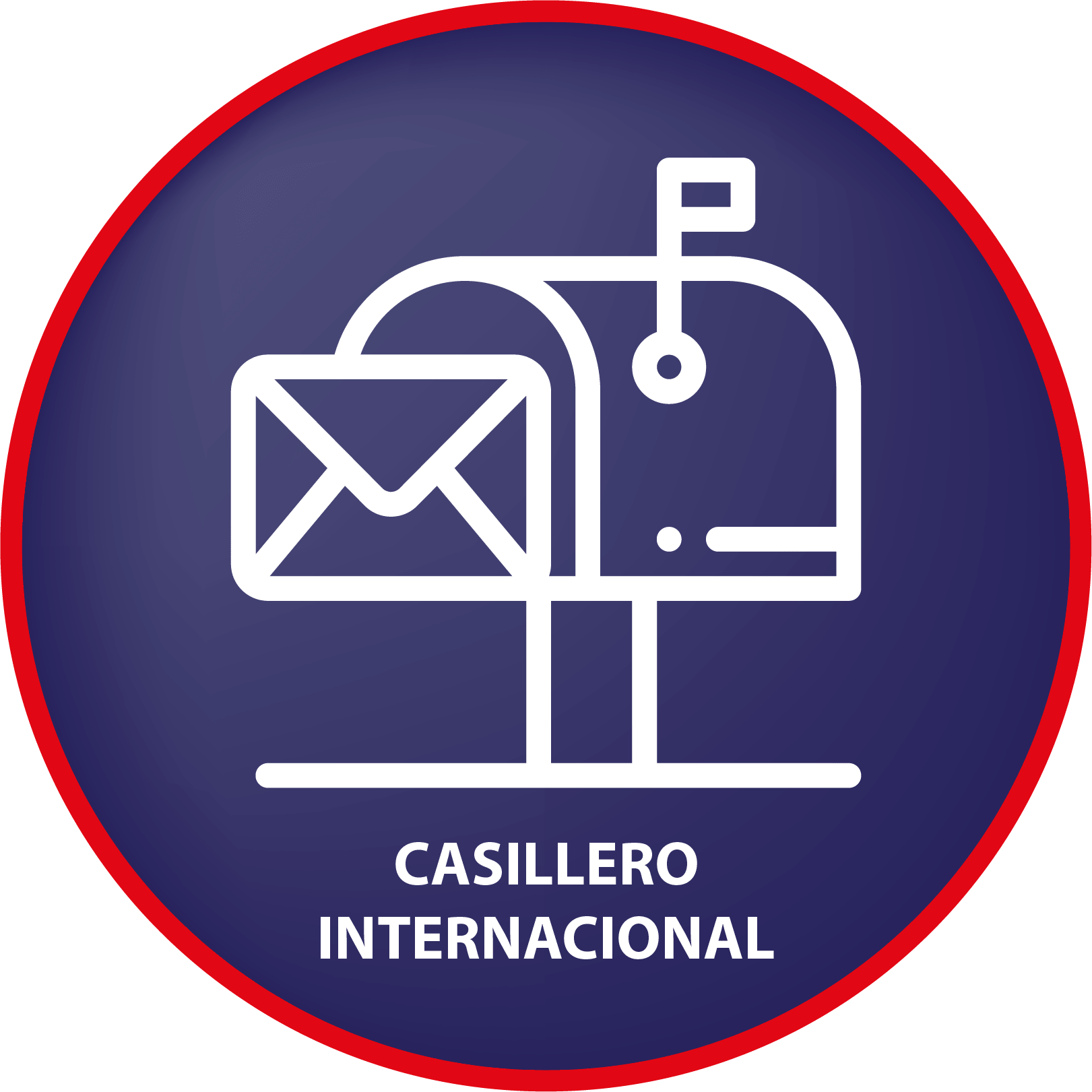 Casillero internacional